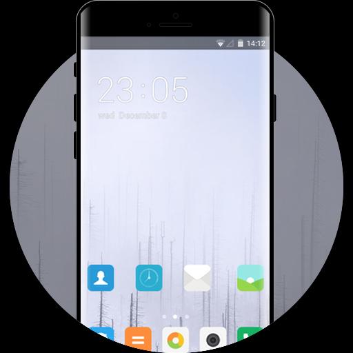 App Insights Theme For Xiaomi Redmi Note 5a Fog Wallpaper