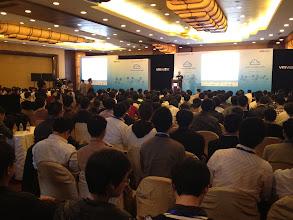 Photo: Chris Richardson Shanghai keynote
