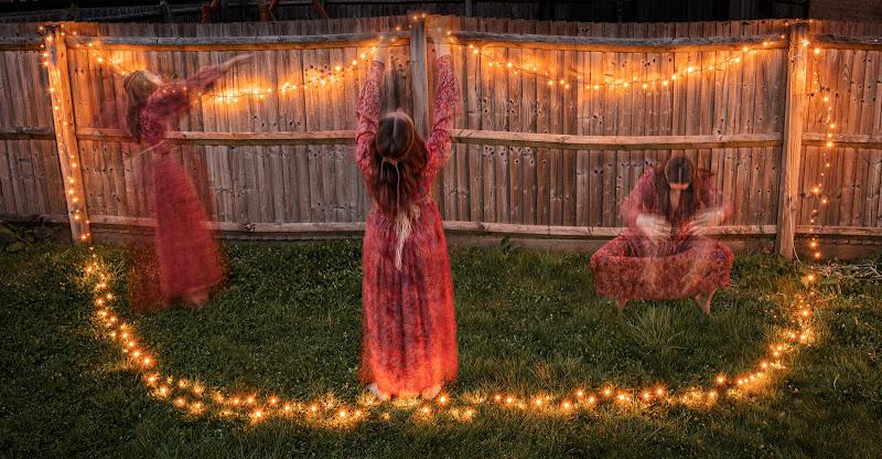 La danza dell'hippie di ilariucci
