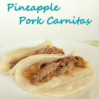 Pineapple Pork Carnitas