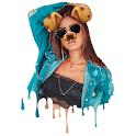 SnapPic: Color Camera Editor & Photo Collage Maker icon