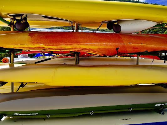 Kayak. di sangiopanza