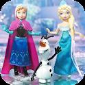Anna Elsa Dolls icon