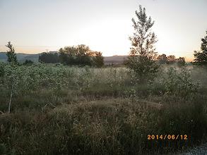Photo: Départ matinal
