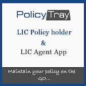 LIC Agent & Policy Holder App