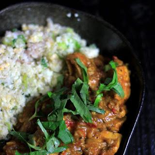 Paleo Chicken Masala Curry.