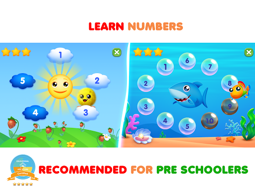 Toddler Learning Games Smart Shapes And Colors  screenshots 24