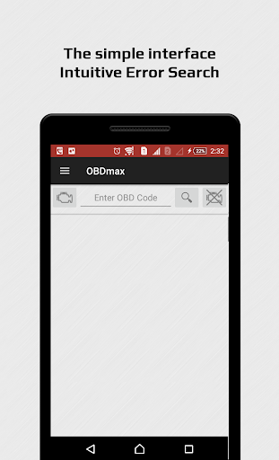 OBD2 scanner & fault codes description: OBDmax  screenshots 1