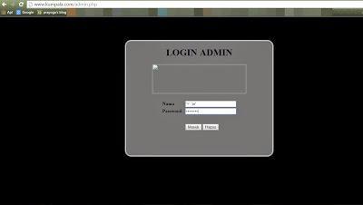 Login - Hacks Cara Deface teknik Bypass Admin 2018