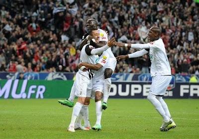 Guingamp s'offre le Paris Saint-Germain