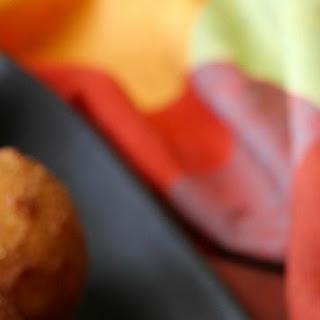 Papas Rellanas (Cuban Potato Balls).
