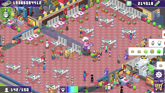 We Happy Restaurant MOD [Free Shopping] 8