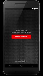 Audio Tag Editor - náhled