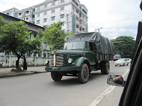 Photo: Year 2 Day 60 - Another Old Truck