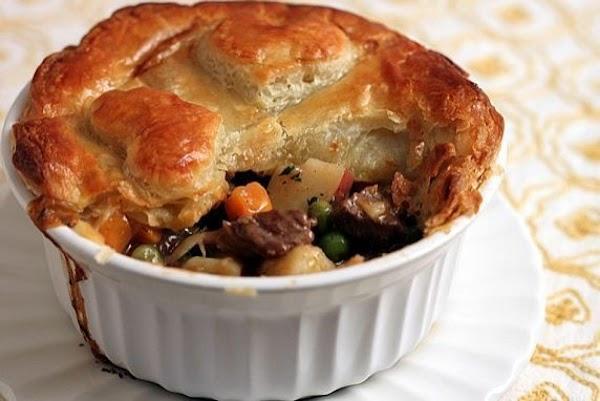 Company's Coming Beef Pot Pie Recipe