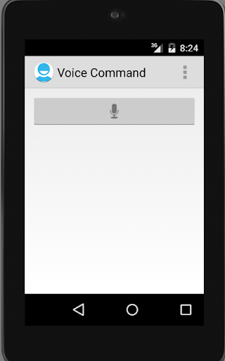 Voice Command to Open Apps