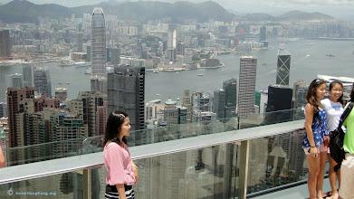 Photo: Hong Kong hotel buildings