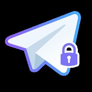 Telegram with Lock