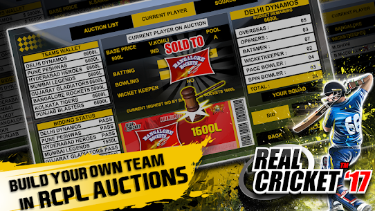 Real Cricket™ 17 App Latest Version Download For Android and iPhone 3