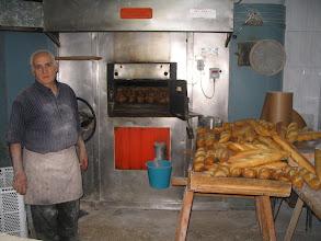 Photo: Floro y el pan pa los bocatas