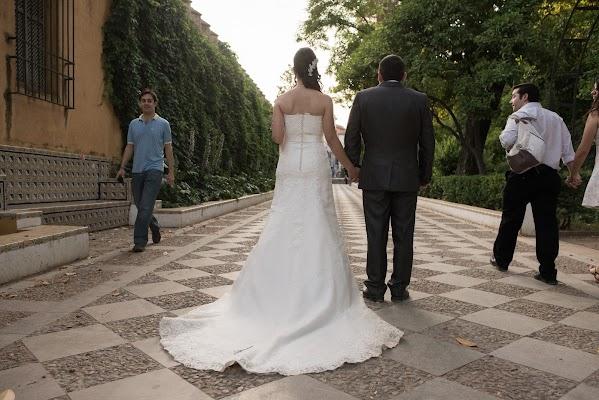 Fotógrafo de bodas Oscar Suarez (oscarsuarez). Foto del 16.09.2015