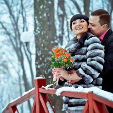 Wedding photographer Natalya Kuzmina (inintake). Photo of 20.01.2016