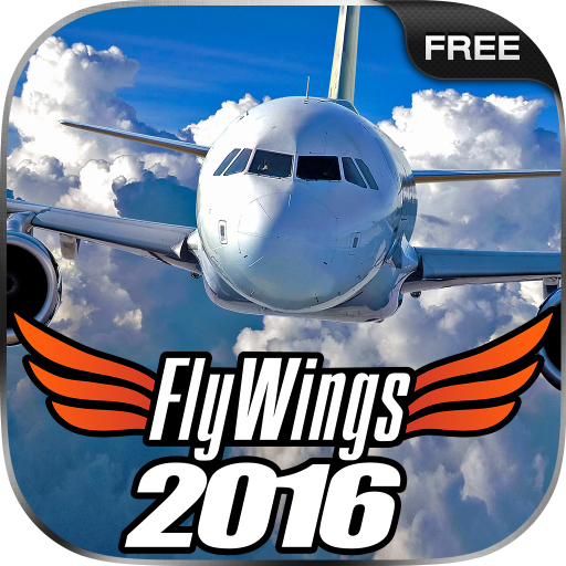 FlyWings Flight Simulator X 2016 Free - Apps on Google Play