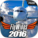 Flight Simulator X 2016 Free icon
