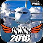 Flight Simulator X 2016 Free icon