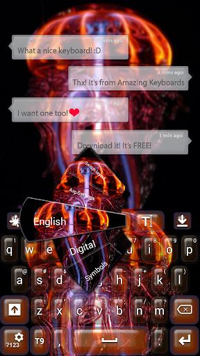 Jellyfish GO Keyboard