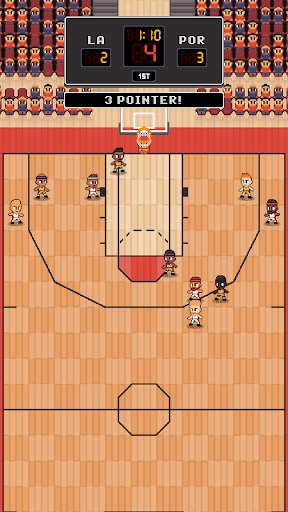Hoop League Tactics 1.6.4 screenshots 1