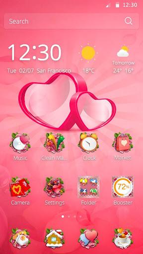 玩工具App|情人節眼中的玫瑰花主題免費|APP試玩