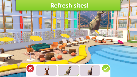 Home Design Makeover Mod Apk (Unlimited Money/Tickets) 3.4.5g 8