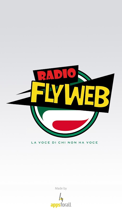 Radio FlyWeb- screenshot