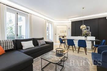 Appartement meublé 3 pièces 66,47 m2