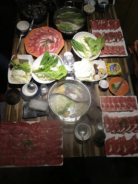 爭纖健康涮涮鍋- 肉多味美又實在的涮涮鍋~台北西門捷運