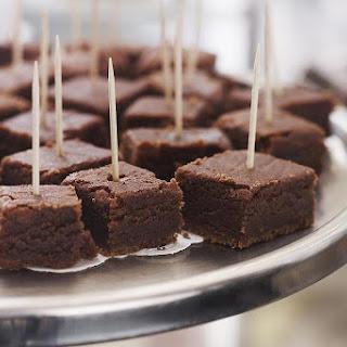Vegan Chocolate Avocado Brownies.