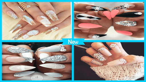 Gorgeous Glittery Nail Gems 10.1 screenshots 1