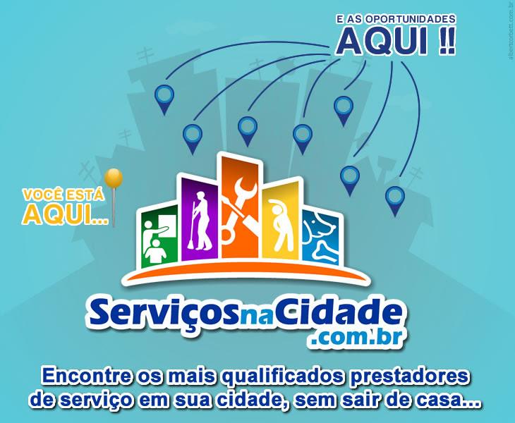 Serviços na Cidade