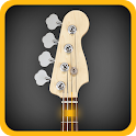 Bass Guitar Tutor Pro icon