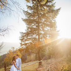 Wedding photographer Irina Kuzishin (tarasiryna). Photo of 02.10.2017