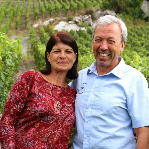 Sandra Girard-Madoux - Vignoble de la Pierre - Vin de Savoie