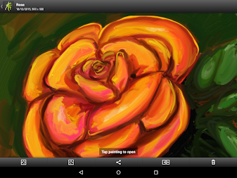 ArtRage Oil Painter Free APK screenshot thumbnail 5