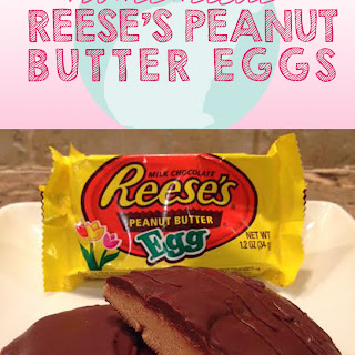 Homemade Peanut Butter Eggs (Reese's Style!)