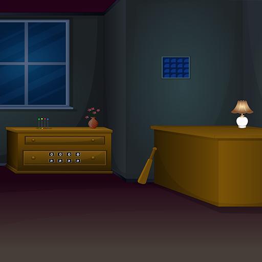 黑暗的房间逃生