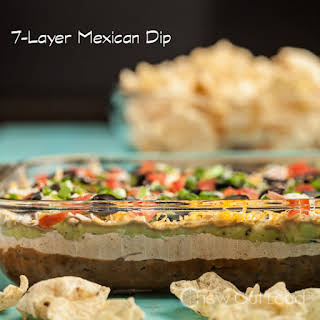 Mexican Layer Dip With Ground Beef Recipes.