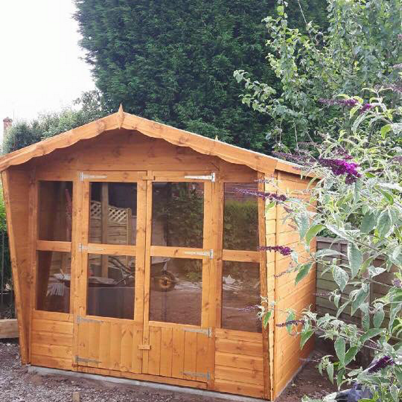 Blakes sheds And Fencing - Garden Building Supplier