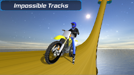 Bike Racing in sky 3D  screenshots 3