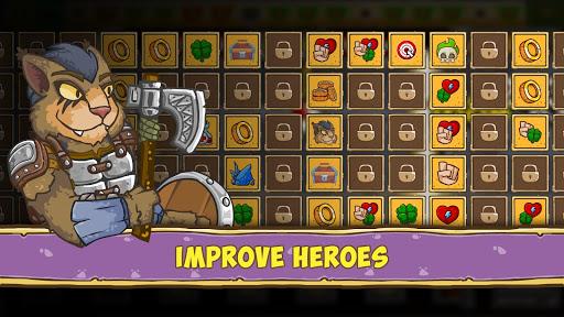 Let's Journey - idle clicker RPG - offline game filehippodl screenshot 2