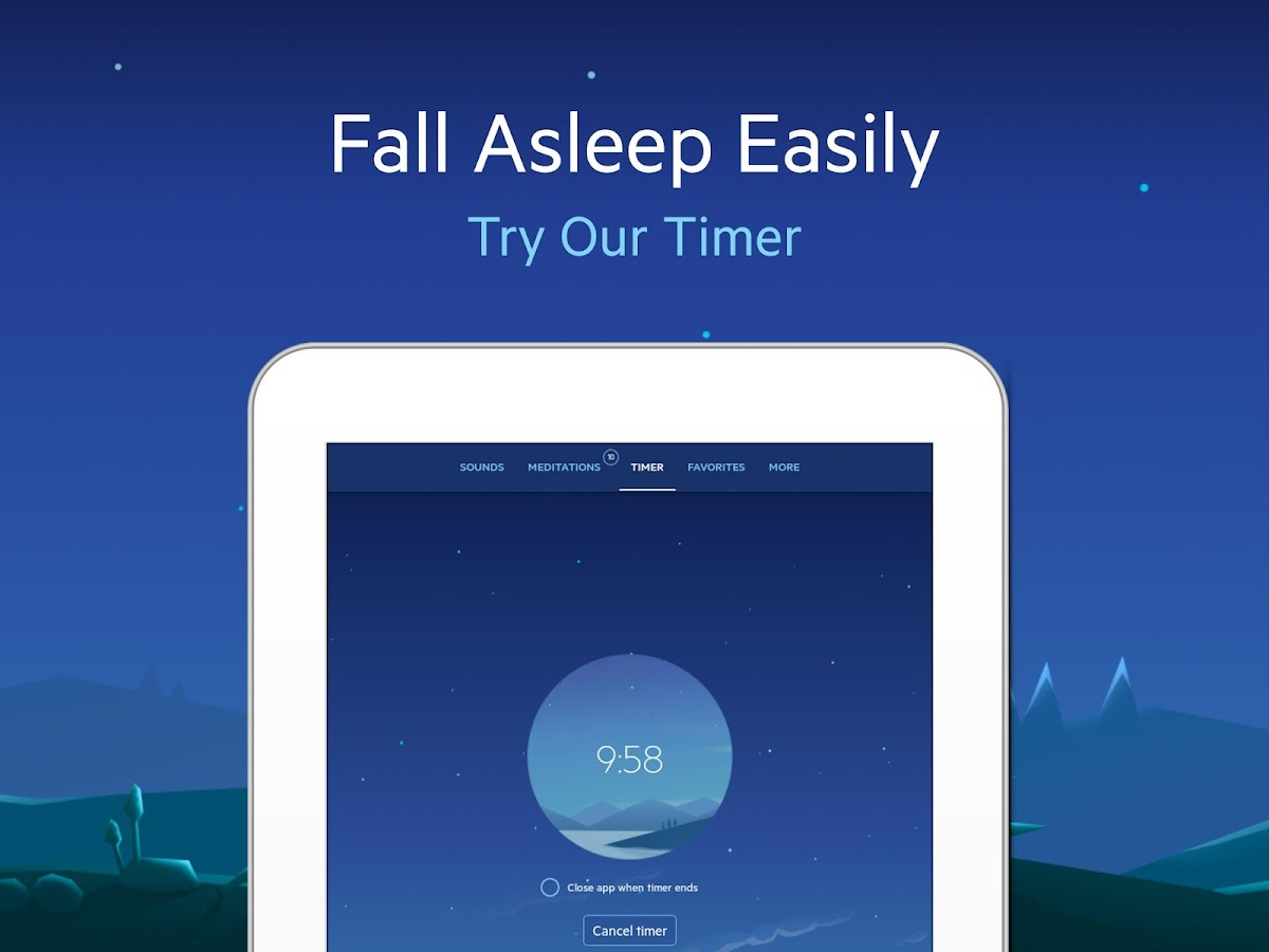 Relax Melodies: Sleep Sounds- screenshot